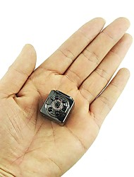 Mini Camcorder High Definition Portable Motion Detection 1080P Night Vision Wide Angle