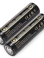 LiitoKala Lii - 30A 18650 20A Discharge Rechargeable Battery 2Pcs