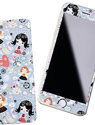 Vidrio Templado Protector de pantalla para Apple iPhone 8 Protector de Pantalla Posterior y Frontal Protector de Pantalla, Integral Alta