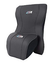 Settore automobilistico Kit di cuscino per poggiatesta e cuscini Per BMW 2016 2017 Serie 3 Serie 5 Serie 7 X1 Cuscini lombari per auto