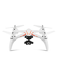 cheap -RC Drone WL Toys Q696-E 4 Channel 2.4G With HD Camera 2.0MP RC Quadcopter LED Lights / Headless Mode / 360°Rolling RC Quadcopter / Remote