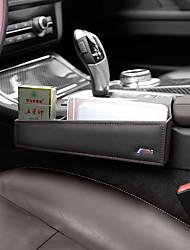 Le conducteur principal Rangement de Voiture Pour BMW Série 5 Cuir