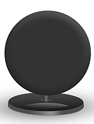 cheap -10w Qi Standard Vertical Wireless Fast Wireless Charger for iPhone X 8 Or Samsung Note 8 S8 Plus S9 Plus S7 edge Note5 Smart Phone