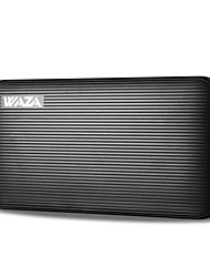 cheap -WAZA 6000mAh Power Bank External Battery Charger Quick Charge for iPhone 8,X,Samsung Galaxy,etc