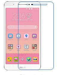 PET Protecteur d'écran pour Tablette ASUS Autre Ecran de Protection Avant Haute Définition (HD)