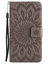 cheap -For Case Cover Card Holder Wallet with Stand Flip Pattern Full Body Case Mandala Hard PU Leather for Samsung J7 Prime J7 (2016) J7 (2017)