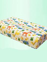 baratos -Confortável-Qualidade superior Almofada de Látex Natural Televisores 100% Poliéster Látex Tecido Elástico