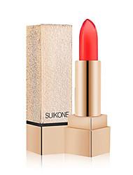 Jelly Flower Lipstick Magic Lip Gloss Stick Color Temperature Moisturizer Bright Lips Care Mirror Makeup Comestic