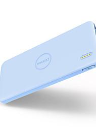 Недорогие -ROMOSS 5000 mAh Назначение Внешняя батарея Power Bank 5 V Назначение Назначение Зарядное устройство Защита от перегрузки / Защита от короткого замыкания / Перегрузка по току (вход и выход) Защита LED