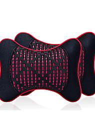 Automotive Headrests For universal Car Headrests Ice Silk