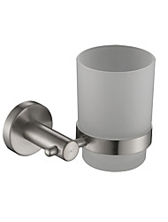 cheap -Toothbrush Holder Stainless Brushed Wall Mounted