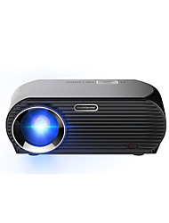 cheap -GP100UP LCD WXGA (1280x800) ProjectorLED 3500 High Definition Special Design Professional 4K Projector With RJ45 Network