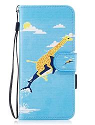 per il portabicicletta del portacarta di copertura del caso con lo stand flip modello magnetico cassa piena del corpo cuoio duro