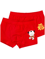 Boys' Print Underwear-100%Cotton-All Seasons Cartoon
