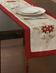 cheap -Table Runners for Chritmas Decoration High Quality Fresh Style 130*40