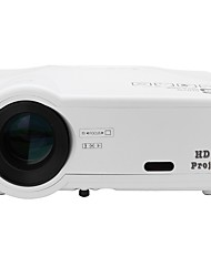cheap -Factory OEM T986 LCD Home Theater Projector 4000 lm Other OS Support WUXGA (1920x1200) 40-200 inch Screen