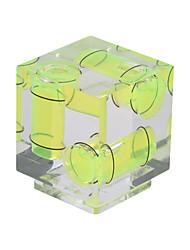 andoer 3 assi a 3 dimensioni banda di spirito della bolla del calcolatore di calcolatore caldo supporto del pattino per canon nikon