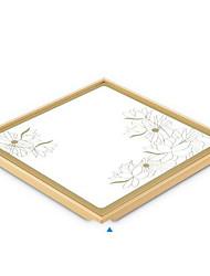 1Pc 12W LED Panel Light Celing Light White AC220V 6000K 300*300*20MM