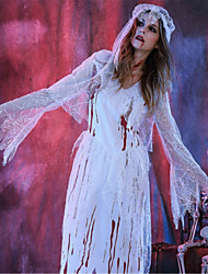 Angel/Devil Zombie Vampire Bride Cosplay Costumes Halloween Festival/Holiday Halloween Costumes Fashion