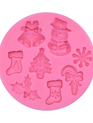 Cake Molds For Cake Silicon Christmas High Quality