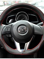 автомобильный Чехлы на руль(Плюш)Назначение Mazda Все года Murano CX5 CX7 CX4 CX9