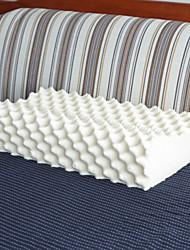 baratos -Confortável-Qualidade superior Almofada de Látex Natural 100% Poliéster