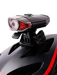 Bike Lights Lighting Bike Glow Lights Front Bike Light Safety Lights LED LED Cycling Portable Professional Adjustable Quick Release High