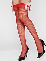 cheap -Women's Thin Socks-Solid