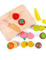 Tue so als ob du spielst Sets zum Selbermachen Bausteine Bildungsspielsachen Spielzeuge Rechteckig Quadratisch friut Unisex 1 Stücke