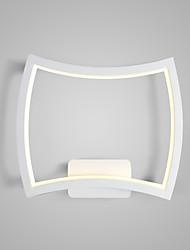 abordables -LED / Traditionnel / Classique / Moderne / Contemporain Appliques Acrylique Applique murale 110-120V / 220-240V 20W