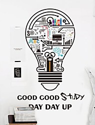 cheap -Still Life Wall Stickers Plane Wall Stickers Decorative Wall Stickers,Plastic Material Home Decoration Wall Decal
