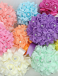 "cheap -Wedding Flowers Bouquets Wedding Foam 8.66""(Approx.22cm) Wedding Accessories"