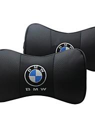 Settore automobilistico poggiatesta Per BMW Tutti gli anni Serie 3 Serie 5 Serie 7 Poggiatesta per auto Pelle