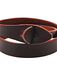 cheap -Men's Women's Leather Bracelet Fashion Multi-ways Wear Leather Round Jewelry For Casual Going out