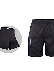 realtoo cyklistické šortky unisex horské kolo šortky prodyšné rychleschnoucí kolo šortky s jedním kusem spodního prádla šortky