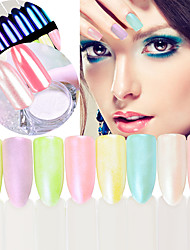 cheap -Glitter Accessories Glitter Powder Powder Sequins DIY Supplies 3-D Mirror Classic Pearl Effect Glamour Shiny High Quality Daily Nail Art