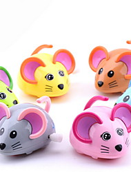 cheap -Toy Cars Wind-up Toy Educational Toy Toys Mouse Animal Plastics Pieces Unisex Gift