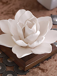 Car Perfume Ornament   Water lily  Rose  Lotus  Ocean Automotive Air Purifier