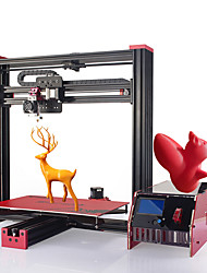 cheap -TEVO Black Widow 3D Printer Large Print Size 370*250*300mm High Quality Printing Desktop DIY 3D printer Kit