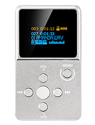 HiFiPlayerNo Memory Capacity 3.5mm Jack Micro SD Card 64GBdigital music playerButton