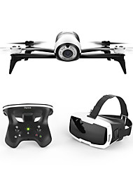 RC Drone Bebop 2.0 Drone with FPV Goggles 4CH 3 Axis 2.4G WIFI With 1080P HD Camera RC Quadcopter WIFI FPV One Key To Auto-Return Gather