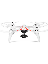 cheap -RC Drone WL Toys Q696-A 4 Channel 2.4G With 5.0MP HD Camera RC Quadcopter Forward/Backward LED Lights Headless Mode 360°Rolling Hover