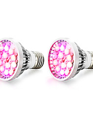 E14 GU10 E27 LED Grow Lights 12 High Power LED 290-330 lm Warm White Red Blue UV (Blacklight) K AC85-265 V
