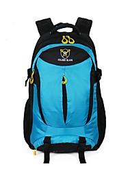35 L Bag Cell Phone Zainetti Escursionismo Scalate Campeggio Indossabile Traspirabilità