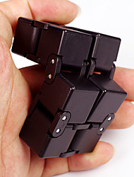 cheap -Infinity Cubes Fidget Toy Magic Cube Stress Reliever Novelty Plastic 1pcs Pieces Boys' Kid's Adults' Gift