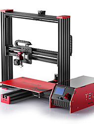 cheap -TEVO Black Widow 3D Printer Auto Leveling Bed with BLTouch Sensor 370*250*300mm FREE SSR mosfet