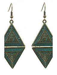 cheap -Women's Drop Earrings - Classic Light Green For Ceremony / Formal