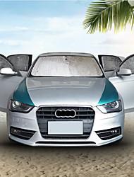 Automobile Pare-soleil & Visière de Voiture Visières de voiture Pour Audi A6L Aluminium