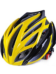 cheap -Bike Helmet 9 Vents N / A Certification Eco-friendly, Carrying, Adjustable Fit ESP+PC Cycling / Bike / Bike White / Yellow / Red