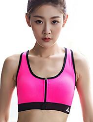 cheap -Yoga Sports Bra Underwear Tank Top Anatomic Design High Elasticity Sports Wear Yoga Running/Jogging Pilates Gym Fitness Women's